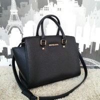 Michael Kors MK Selma large Black