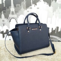 Michael Kors MK Selma large Navy