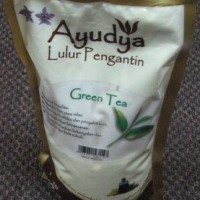Lulur Ayudya Green Tea (1.000 gr)