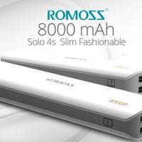 Romoss Powerbank 8000 mAh Solo 4S