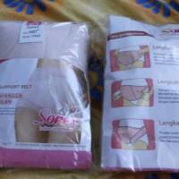 Sorex Maternity Belt - Korset Hamil - Korset Penyangga Perut Ibu Hamil