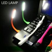 Lampu USB LED Flexible 1,2W 5V bisa dicolok ke Powerbank bisa ditekuk