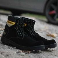Sepatu Safty Caterpillar new model murah aja bro