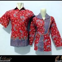 Batik Couple Blouse C158