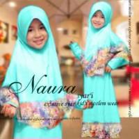 Naura kids 2 in 1 hijab