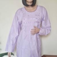 Baju Hamil Menyusui Motif Bunga (VNC 031)