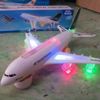 harga Mainan miniatur Pesawat Garuda Indonesia air bus a380 free battery Tokopedia.com