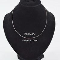 harga Kalung Belut putih 45cm Tokopedia.com