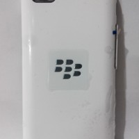 Backdoor / Tutup Battery Blackberry Q5 White