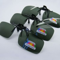 harga Kacamata Clip On - Polarized Clip On Sunglasses Tokopedia.com