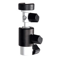 360 Swivel BallHead Bracket Flash Shoe Umbrella Mount Holder C1 type