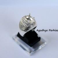 harga Emban / Ikat Perak Bali Zircon Silver - Emban Cincin Ecer Uk 10x12 Tokopedia.com