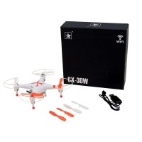 Cheerson CX-30W / CX 30W WIFI Controlled RC Quadcopter (iOS/Android)