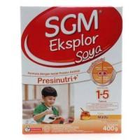 SGM Eksplor Soya (1-5 Tahun) - 400gr