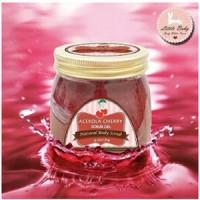 Acerola cherry Scrub Gel ORIGINAL (natural peeling exfoliating)