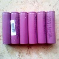 Jual Battery baterai batere batre LG 18650 2600mAh diy powerbank eser Murah