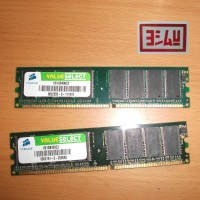 Corsair Memory 1GB DDR1 RAM PC (VS1GB400C3)