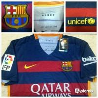 harga Jersey Baju Bola Grade Ori Barca Home OFFICIAL 15/16 Tokopedia.com