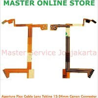harga Aperture Flex Cable Lensa Tokina 12-24mm F/4 At-x Pro Dx For Slr Canon Tokopedia.com