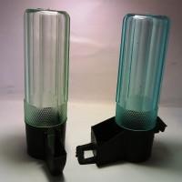 harga Tempat Makan Minum Burung Dispenser Botol Air Pemasangan Luar Tokopedia.com