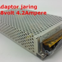 Power Supply Jaring (Adaptor) Switching 48V (48 Volt) 4.2 Ampere