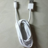 harga Kabel Cable Data Usb Iphone 5 / 5s ( Panjang 1.3 M ) Tokopedia.com