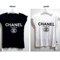t-shirt chanel paris