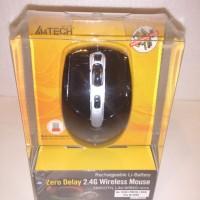 harga A4Tech Mouse Wireless G11-590HX Tokopedia.com