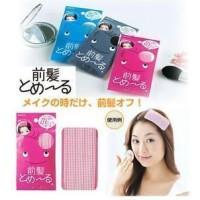 Dariya Hair Velcro: Fringe Hair Pad / Penahan Poni Rambut (1 pak isi 2)