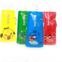 Botol Lipat Vapur (seri Angry Birds)