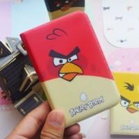 Jual Dompet Kartu Mini Motif Angry Birds (Isi 16 kartu) Murah