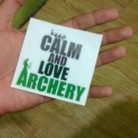 Sticker I love Sunnah