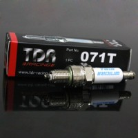 Busi Racing TDR 10mm Pendek Twin 071T Iridium
