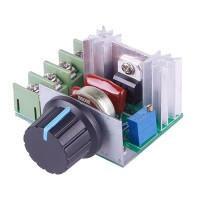 SCR ELECTRIC VOLTAGE REGULATOR MOTOR SPEED CONTROLLER