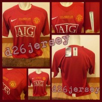 Jersey RETRO Manchester United Home 2011 (Final UCL)