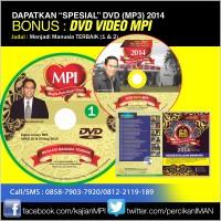 DVD Spesial Kajian Majlis Percikan Iman (MPI) 2014 BONUS : VCD Ust.Aam