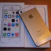 APPLE IPHONE 5S 64 GB GOLD ORIGINAL BERGARANSI