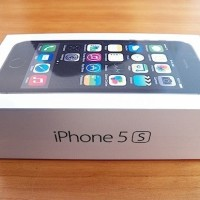 Apple Iphone 5s 32 Gb Black Original Bergaransi