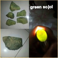 harga batu green sojol/giok hercules batu berenergi Tokopedia.com