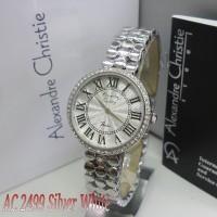 Alexandre Christie AC 2499 Silver White