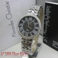 Alexandre Christie AC 2499 Silver Black