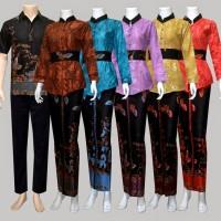BOS5Y4 Gamis Couple Batik