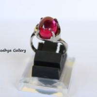 harga Cincin Wanita Batu Siam / Siyem / Rubby Merah -cincin Batu Rubby Tokopedia.com