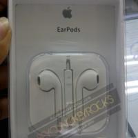 harga Headset / Earphone Iphone 5 / 5s Original Oem Tokopedia.com