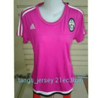 Juventus Training ladies jersey pink 2015 2016
