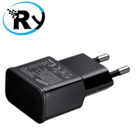 Travel Adapter Charger 5V 2.0A for Samsung Galaxy Note II - Black