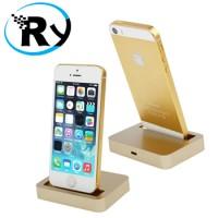 harga Apple Charging Dock 8 Pin for iPhone 5 5s 5c iPod touch 5 - Golden Tokopedia.com