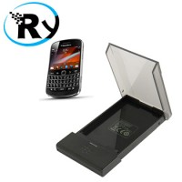 Battery Charger Box for Blackberry 9900 9930 9790 9850 - Black