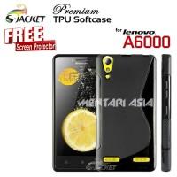 harga Softcase Lenovo A6000 : S-jacket Premium Tpu ( + Free Sp) Tokopedia.com