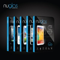 Nuglas Tempered Glass Samsung Galaxy S4/s5//note 2/3/4 Anti Gores